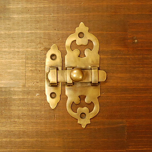 真鍮錠前 ブラス Brass 留め金具
