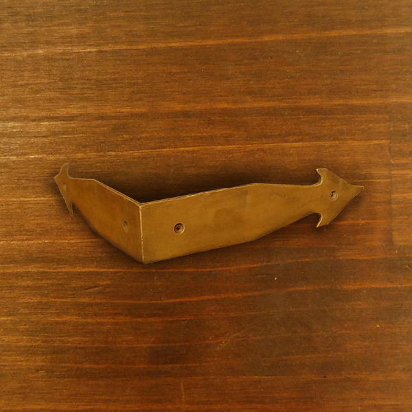 真鍮角あて 角飾り 飾り ブラス Brass 真鍮装飾 金具