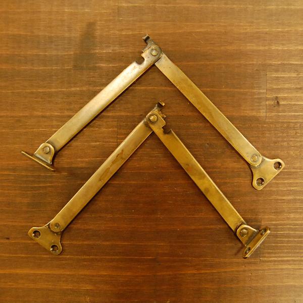 真鍮ヒンジ 箱物 金具 ブラス Brass